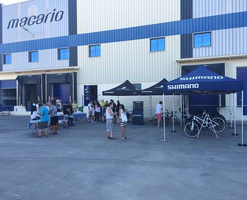 Equipamiento ciclista - Macario Tech Evening - EnBici Bicicletas en Alcobendas