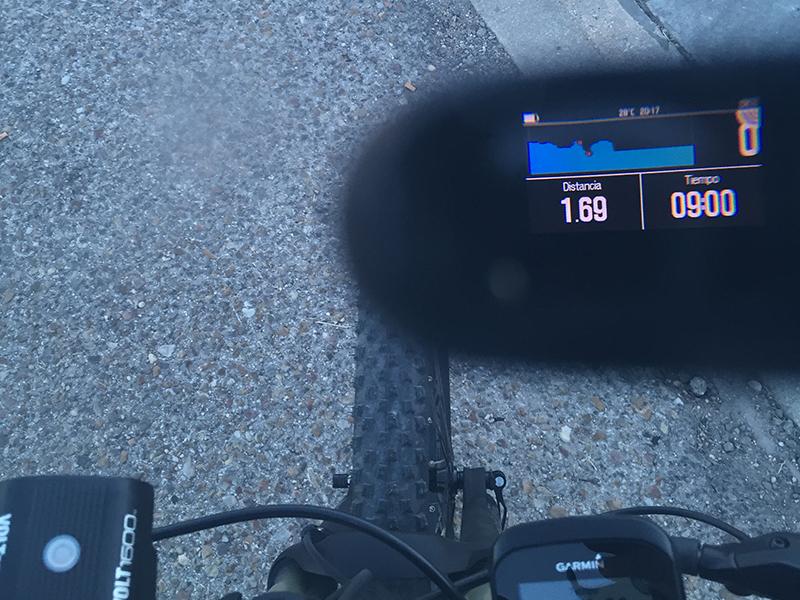 Equipamiento ciclista - Macario Tech Evening - EnBici Bicicletas en Alcobendas - Varia Vision Garmin