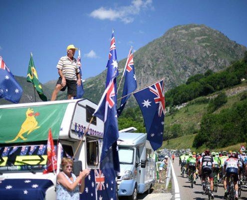 Tour de Francia 2016 - Etapa 9 - Vielha Val d'Aran Andorre Arcalis - © PresseSportsB.Papon
