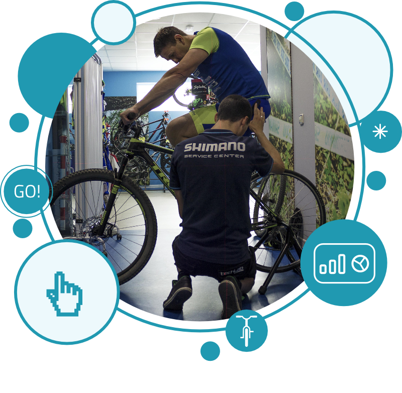 Los gajes del oficio - Bikefitting EnBici