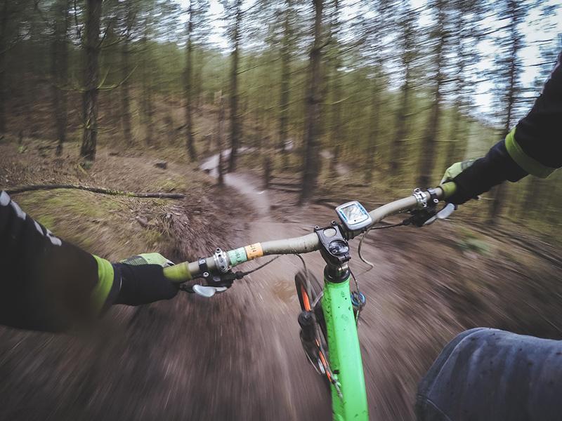 Bajadas en bici de montaña - EnBici - Blog ciclismo