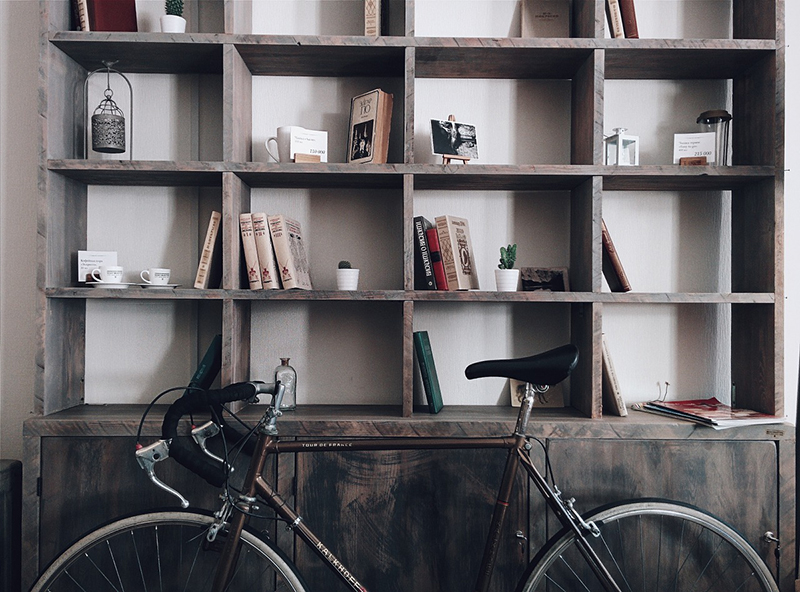 Dónde guardamos la bicicleta - EnBici - Todo para el ciclista - Por el ciclismo