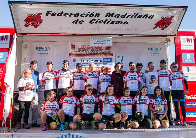 Gran Premio Bicicletas EnBici - Campeones de Madrid