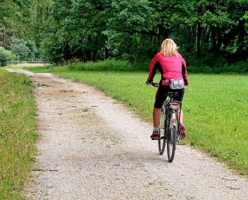 Los beneficios de montar en bicicleta - EnBici