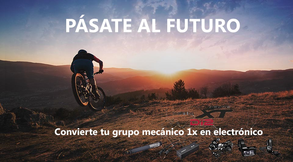 Pásate al futuro - Shimano - EnBici