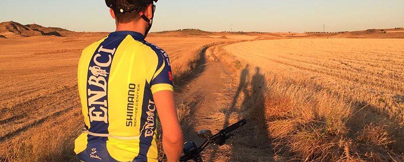 Taller de bicicletas - EnBici - Pruebas material