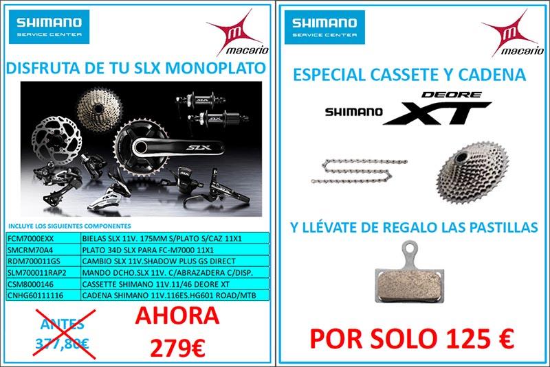 Ofertas en junio accesorios bicicletas - EnBici