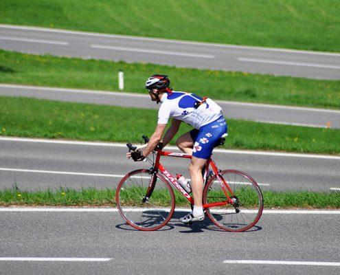 Posición sobre la bicicleta - Blog EnBici