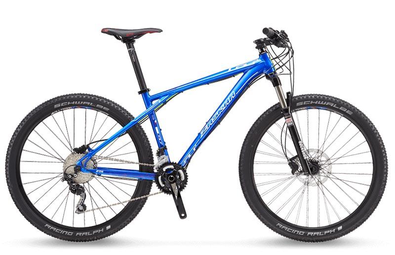 Bicicleta de montaña - Blog EnBici