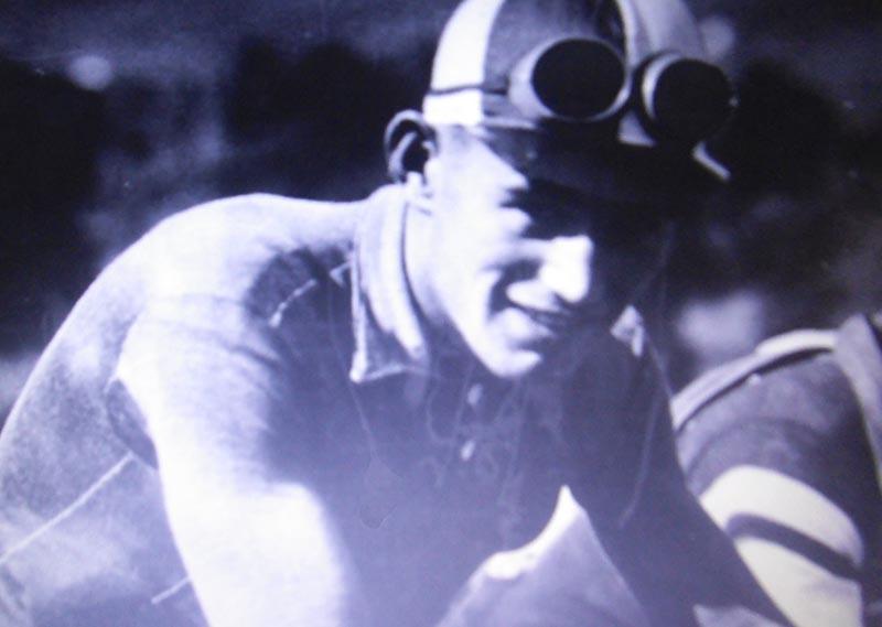 Gustaaf Deloor primer vencedor de la Vuelta a España