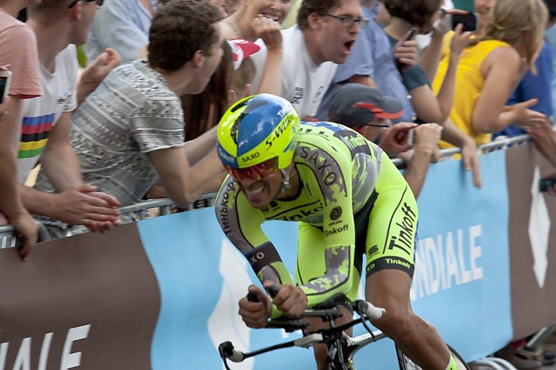 Alberto Contador - Tour de France 2015