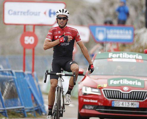 Alberto Contador - Vuelta 2017