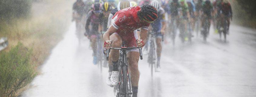 Etapa 10 - Ecuador de la Vuelta a España - Imagen © Unipublic/Miguelez
