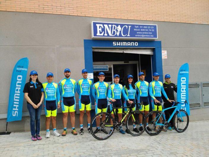 Equipo EnBici Temporada de Ciclocross 2018
