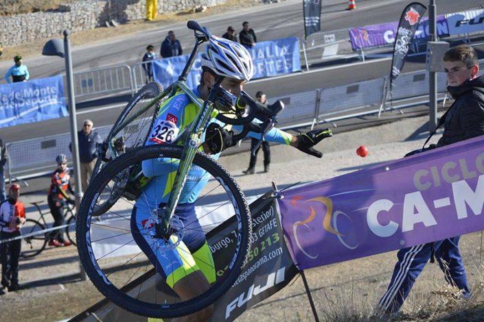 326 Juan Aguado EnBici - Ciclocross Boadilla del Monte 2017 - Imagen Carme Tomás