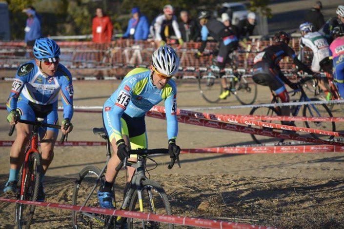 415 Óscar Moreno EnBici - Ciclocross Boadilla del Monte 2017 - Imagen Carme Tomás