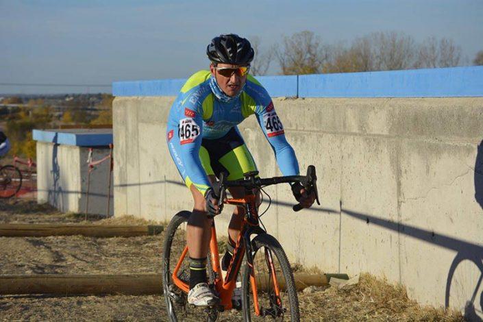 465 Javier Miguelez EnBici - Ciclocross Boadilla del Monte 2017 - Imagen Carme Tomás