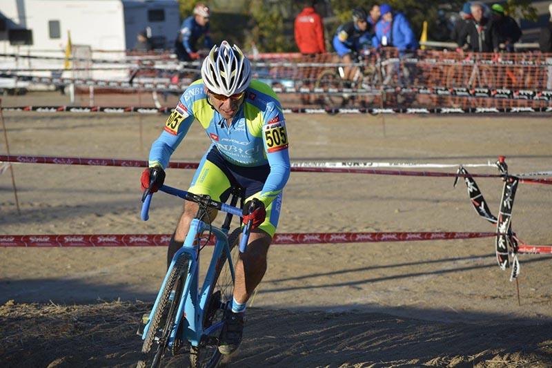 505 Enrique Aguado EnBici - Ciclocross Boadilla del Monte 2017 - Imagen Carme Tomás