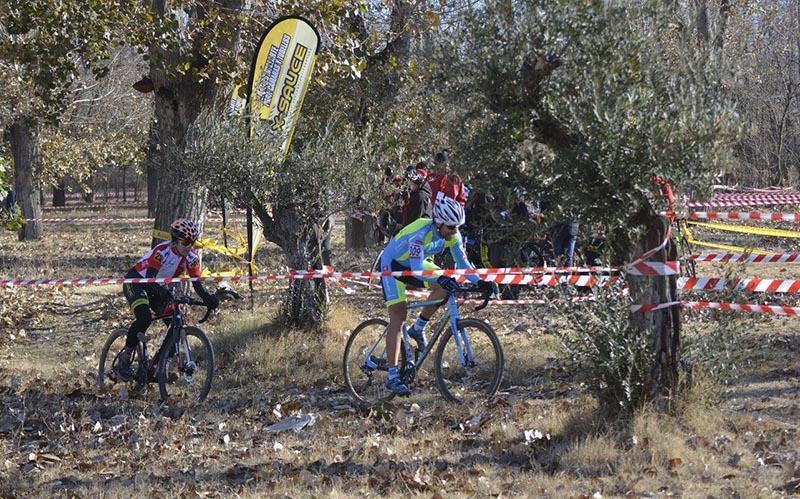 Carlos Bueno - EnBici - Ciclocross Alalpardo 2017 - Imagen Carme Tomás