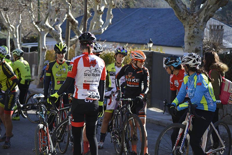 Ciclocross de El Escorial 2017 - Imagen de Carme Tomás - Carrera