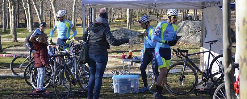 Ciclocross de El Escorial 2017 - Imagen de Carme Tomás - Equipo