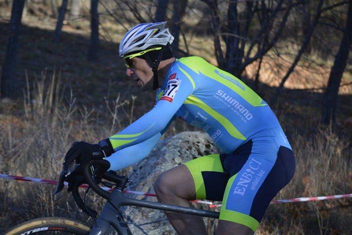 Ciclocross de El Escorial 2017 - Imagen de Carme Tomás - Jesus Sanchez