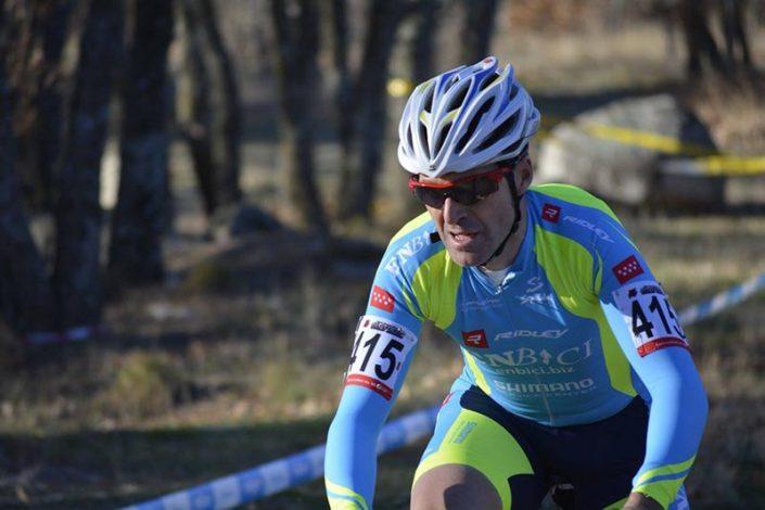 Ciclocross de El Escorial 2017 - Imagen de Carme Tomás - Oscar Moreno