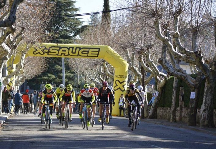 Ciclocross de El Escorial 2017 - Imagen de Carme Tomás - Salida