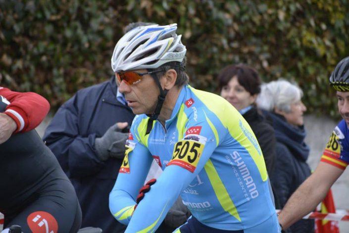 Ciclocross deNavalafuente 2017 - Enrique Aguado - Imagen de Carme Tomas
