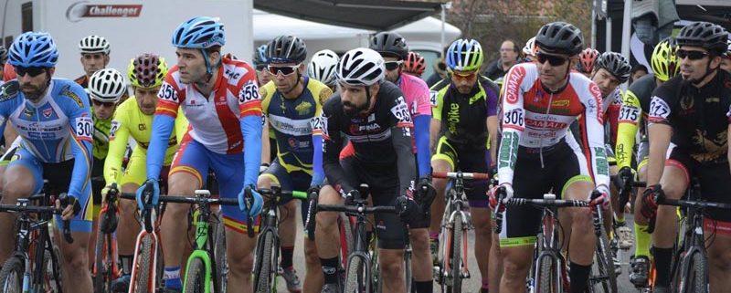 Ciclocross deNavalafuente 2017 - Salida - Imagen de Carme Tomas