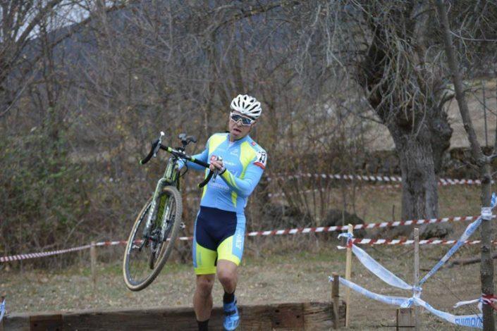 Ciclocross deNavalafuente 2017 - Victor Aguado - Imagen de Carme Tomas