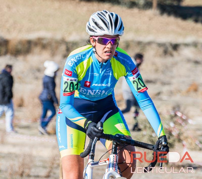 Cristina Arconada - EnBici - Ciclocross de Brunete 2017