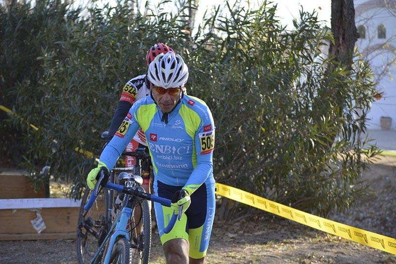 Enrique Aguado - EnBici - Ciclocross Alalpardo 2017 - Imagen Carme Tomás