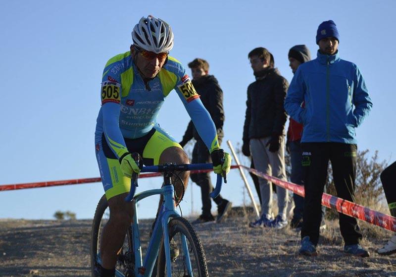 Enrique Aguado - EnBici - Ciclocross Coslada 2017 - Imagen Carme Tomás