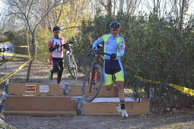 Javier Miguelez - EnBici - Ciclocross Alalpardo 2017 - Imagen Carme Tomás