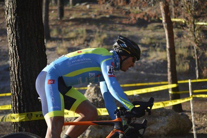 Javier Miguelez - EnBici - Ciclocross Coslada 2017 - Imagen Carme Tomás