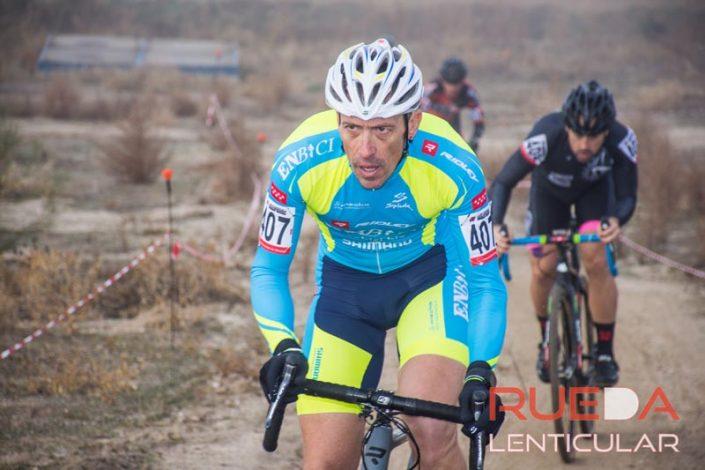Jesus Sanchez - EnBici - Ciclocross de Brunete 2017