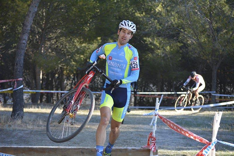 Juan Aguado - EnBici - Ciclocross Coslada 2017 - Imagen Carme Tomás