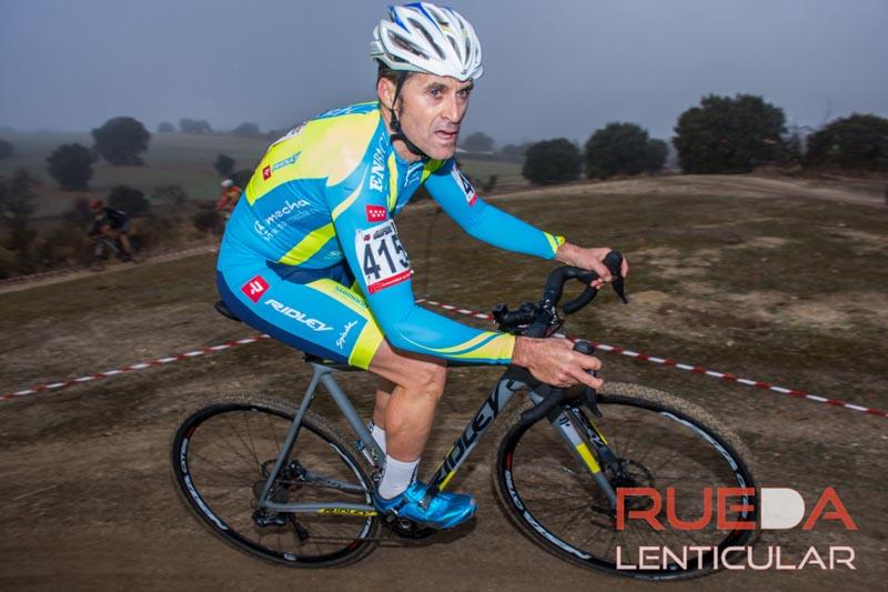 Oscar Moreno 2 - EnBici - Ciclocross de Brunete 2017
