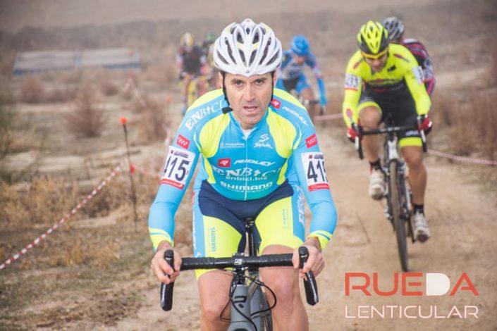 Oscar Moreno - EnBici - Ciclocross de Brunete 2017