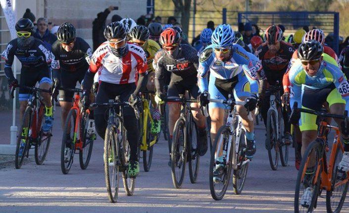 Una salida - EnBici - Ciclocross Alalpardo 2017 - Imagen Carme Tomás