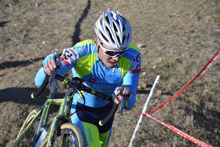 Victor Aguado 2 - EnBici - Ciclocross Coslada 2017 - Imagen Carme Tomás