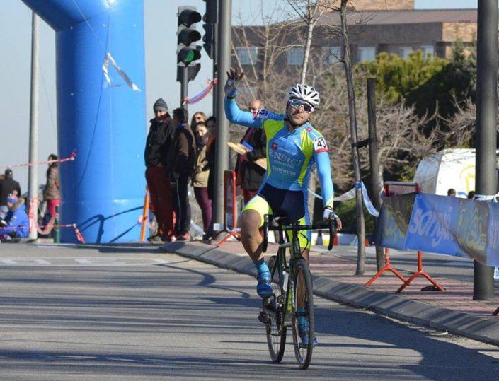 Victor Aguado 3 - EnBici - Ciclocross Coslada 2017 - Imagen Carme Tomás