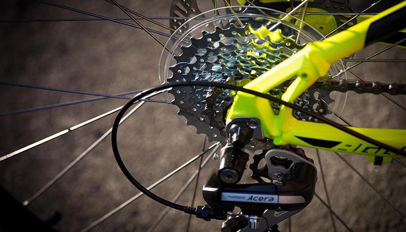 Mantenimiento de la bici de montaña - EnBici