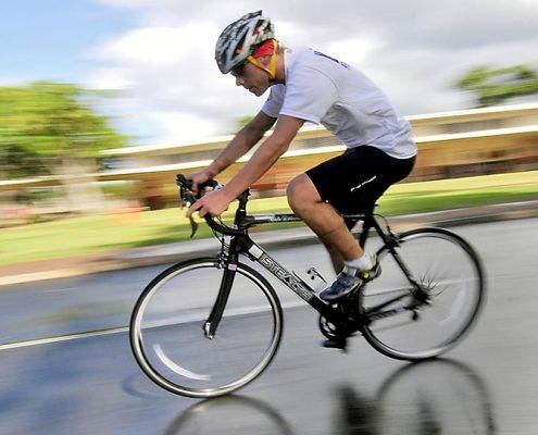 Ciclista de buen tiempo - EnBici