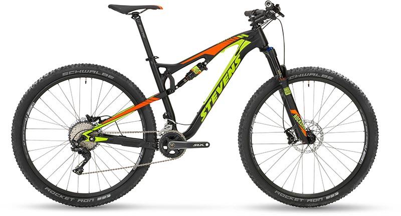 Stevens Jura Carbon Talla 18 Antes 2999€ Ahora 2099€