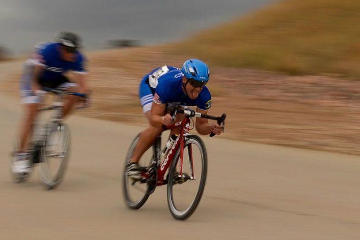 Biomecánica y ciclismo