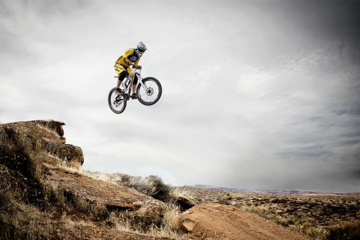 Consejos para elegir tu bicicleta de montaña