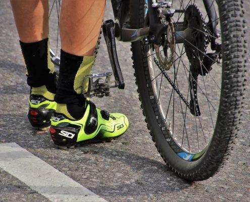 Cómo afectan las zapatillas de ciclismo a nuestro rendimiento