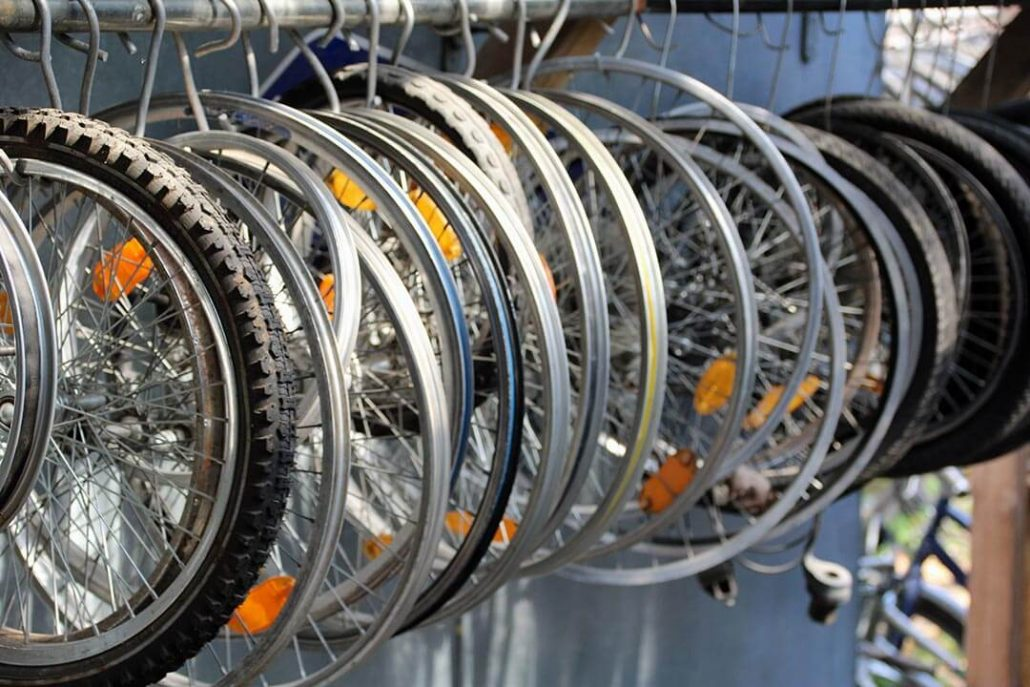 ¿Dónde reparar tu bicicleta en Alcobendas?